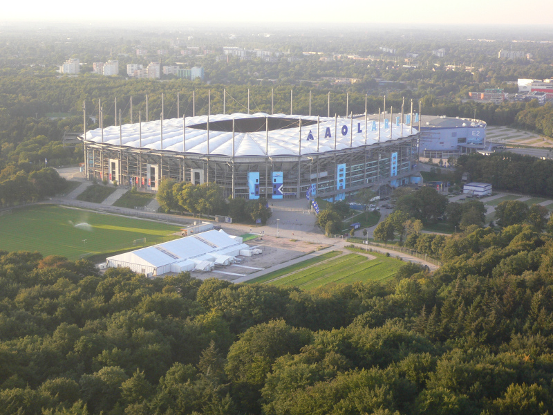 Hotel Nahe Volksparkstadion