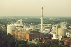 Zuckerfabrik in Uelzen
