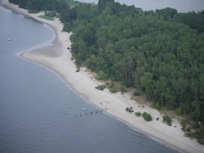 The Beach - Der Schweinesand in der Elbe